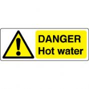Warn172 - Danger Hot Water